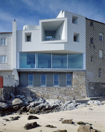 Casa de Chipperfield (Corrubedo)